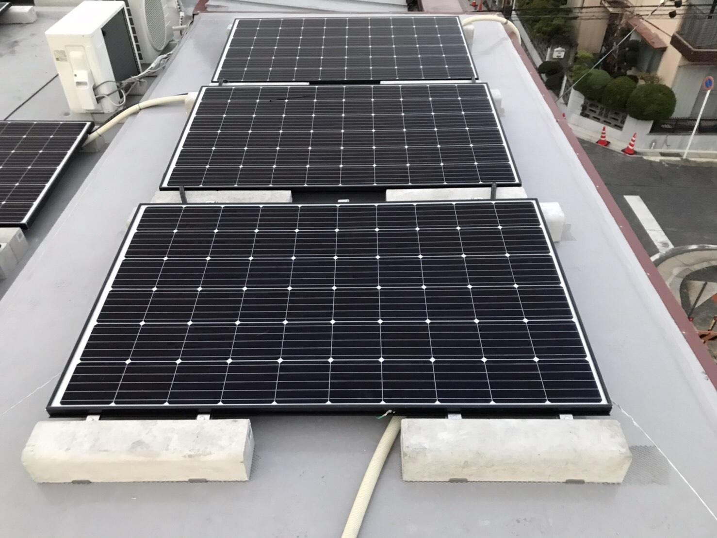 名東区 太陽光設置 K様